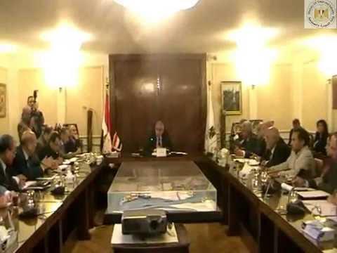 الوزير/طارق قابيل يعقد اجتماع موسع بلجنة تداول السكر بوزارة التموين