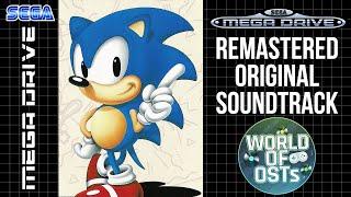 SEGA Genesis Music Sonic the Hedgehog Full Original Soundtrack OST Mastered in Studio Video