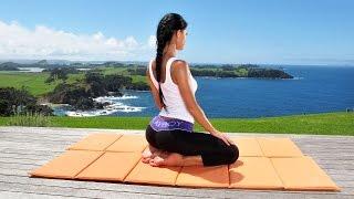 Упражнение «Волна по позвоночнику» против боли в спине! (здоровая спина)