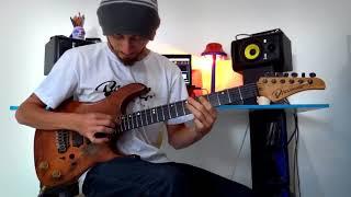 """Sometimes I Feel Like Screaming"" - Deep Purple - Solo performed by Hussein Haddad"