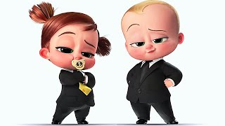 BOSS BABY 2 Family Business Trailer (2021)
