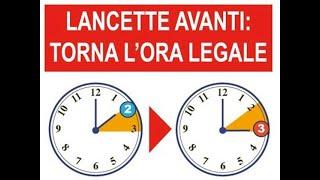Ora Legale 2019: Ecco Quando Scatta In Italia E A Che Ora Cambia L'orario