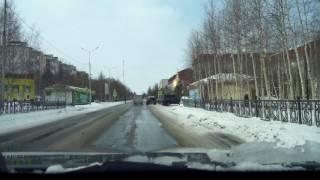 Надым. 13 мая 2017. Прогулка на авто
