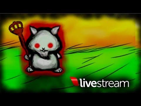 [Stream#2] The Battle Cats - Heavenly Tower SpeedRun!