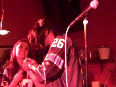Let's Get it on Marvin Gaye(cover)Muzik Makerz Live Halloween @Smoken Joes (