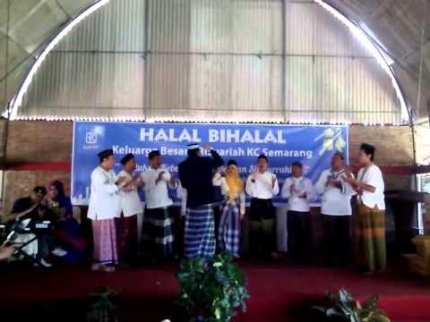 Yel Yel BRI Syariah Mikro KC Semarang 2015