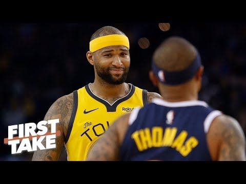 'The Nuggets can stop the Warriors from winning a championship' - Max Kellerman | First Take