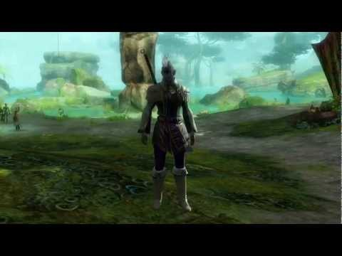It's A Guild Wars 2 Launch Night Dance Party!