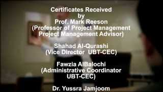 Master Project Manager MPM 2 - CEC