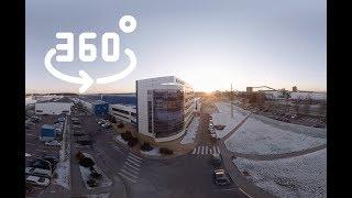 Алютех Инкорпорейтед (Минск) - видео в формате 360 градусов