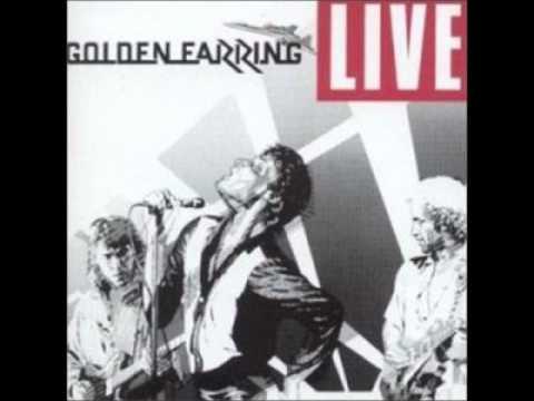 golden earring Con Man live 1977
