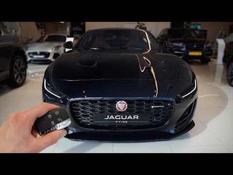 2021 Jaguar F-Type (300hp) - Sound & Visual Review!