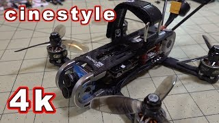 GEPRC Cinestyle 4K FPV Freestyle Micro Drone ????????