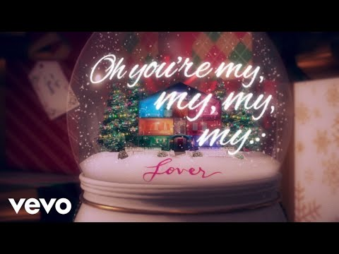 Taylor Swift - Lover Remix Feat. Shawn Mendes (Snow Globe Lyric Video) Sözleri