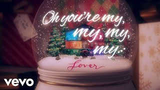 Taylor Swift   Lover Remix Feat. Shawn Mendes (Snow Globe Lyric Video)