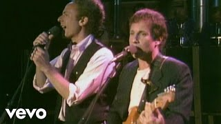 Simon & Garfunkel 'Kodachrome (from 'The Concert In Central Park')'