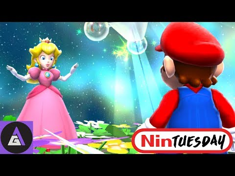 TIME TO SAVE THE GALAXY! - Super Mario Galaxy