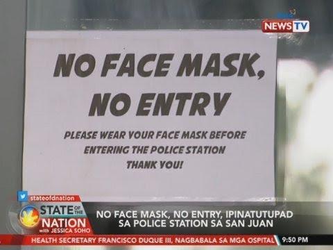[GMA]  SONA: Mga pulis-San Juan, umiikot sa mga barangay para…