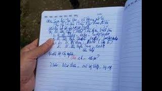 Phát hiện lá thư tuyệt mệnh của gia đình 4 người treo cổ tự tử ở Hà Tĩnh