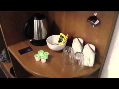 Hotel Room Review   Premier Inn   St Pancras 103   London   UK