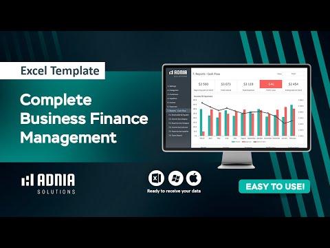mp4 Managing Business Finances Excel, download Managing Business Finances Excel video klip Managing Business Finances Excel