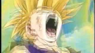 Dragon Ball Z Gohan vs Cell One Step Closer Linkin Park