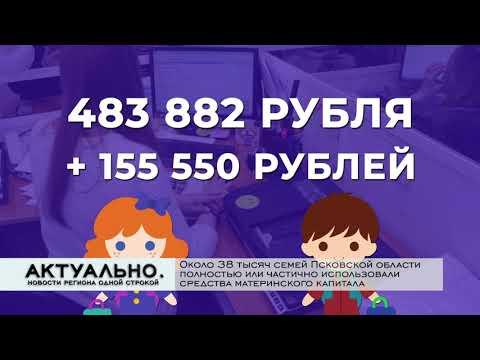 Актуально Псков / 01.06.2021
