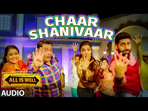 Chaar Shanivaar Full Audio Song  Abhishek Bachchan