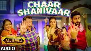 Chaar Shanivaar Full Audio Song  Abhishek Bachchan