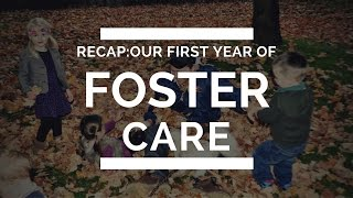 First Year Reflections of Foster Care