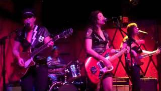 Antigone Rising - No Remedy - Rockwood, NYC Black & White 10.30.10