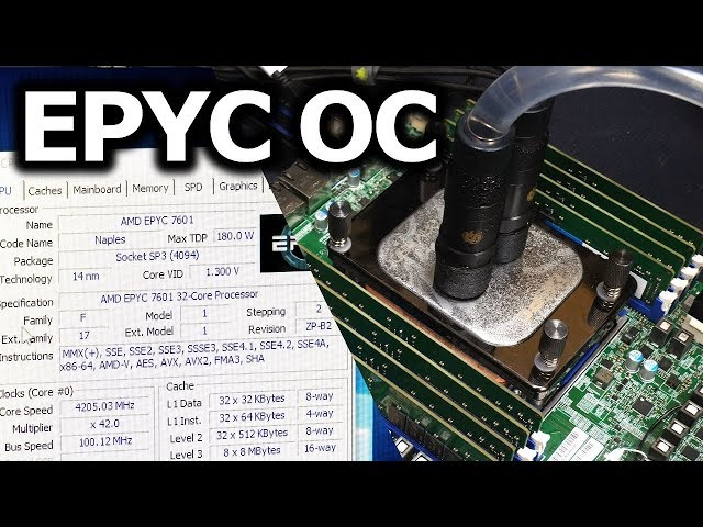 32-Core Ryzen Threadripper 2990X Performance Simulated With