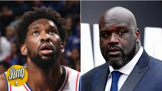 Charles Barkley's and Shaq's comments put a spotlight on Joel Embiid - Scottie Pippen | The Jump