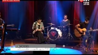 Model PowerTurk Akustik Yilbasi Ozel Konser 2015