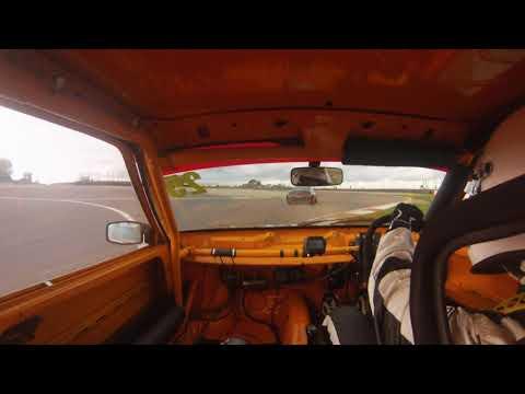 Donington Park 2019 – Race 1 Bryan Shrubb