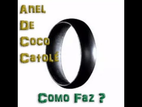 Anel de coco Catolé