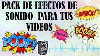 Descargar MP3 de Los Mejores Efectos De Sonido gratis