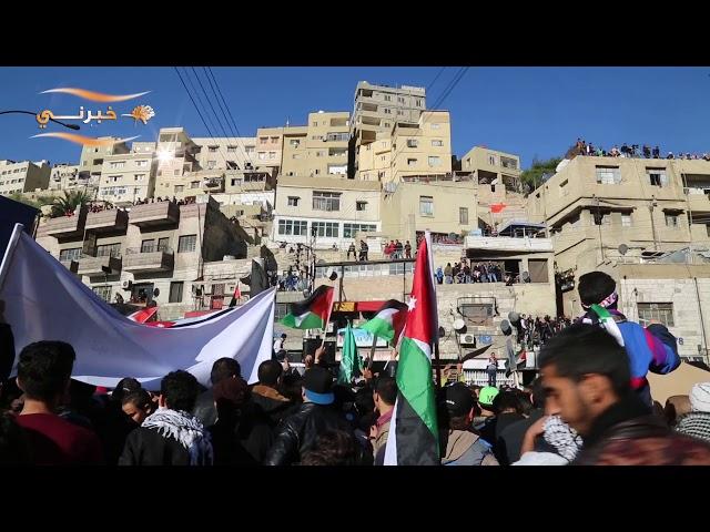 الأردنيون ينتفضون للقدس