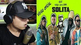 [Reaccion] Sech - Solita Ft. Farruko, Zion y Lennox [Video Oficial] Sueños - Themaxready