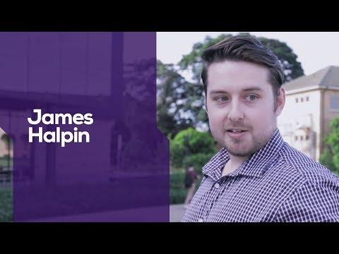 ACU | Master of Psychology (Clinical) | James Halpin