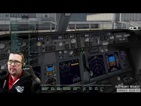 Zibo 737 Throttle Not Working