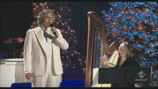 Andrea Bocelli - Silent Night on Kodak theatre Los Angeles 2009