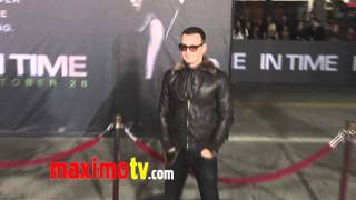 """Joseph Lawrence at """"IN TIME"""" Los Angeles Premiere Arrivals"""