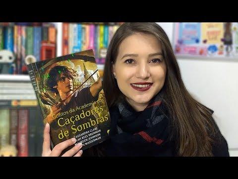 OS CONTOS DA ACADEMIA DOS CAÇADORES DE SOMBRAS | RESENHA | Patricia Lima