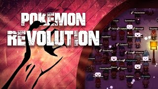 Pokemon Revolution Online Gameplay