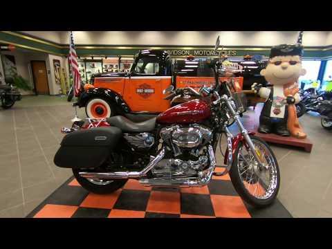 2008 Harley-Davidson 1200 Custom Sportster XL1200C