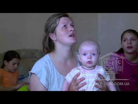 Проблемы многодетной матери-одиночки