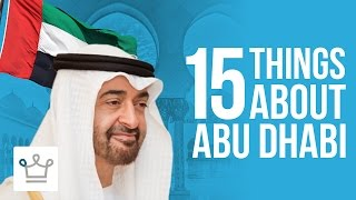 15 Things You Didnt Know About Abu Dhabi