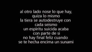 Porta_El Fin Del Mundo (letra)