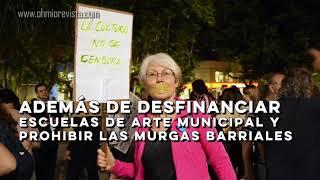 SAN MIGUEL: CENSURA EN LA NOCHE DE LOS LIBROS